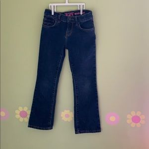 The children's place boot cut jeans